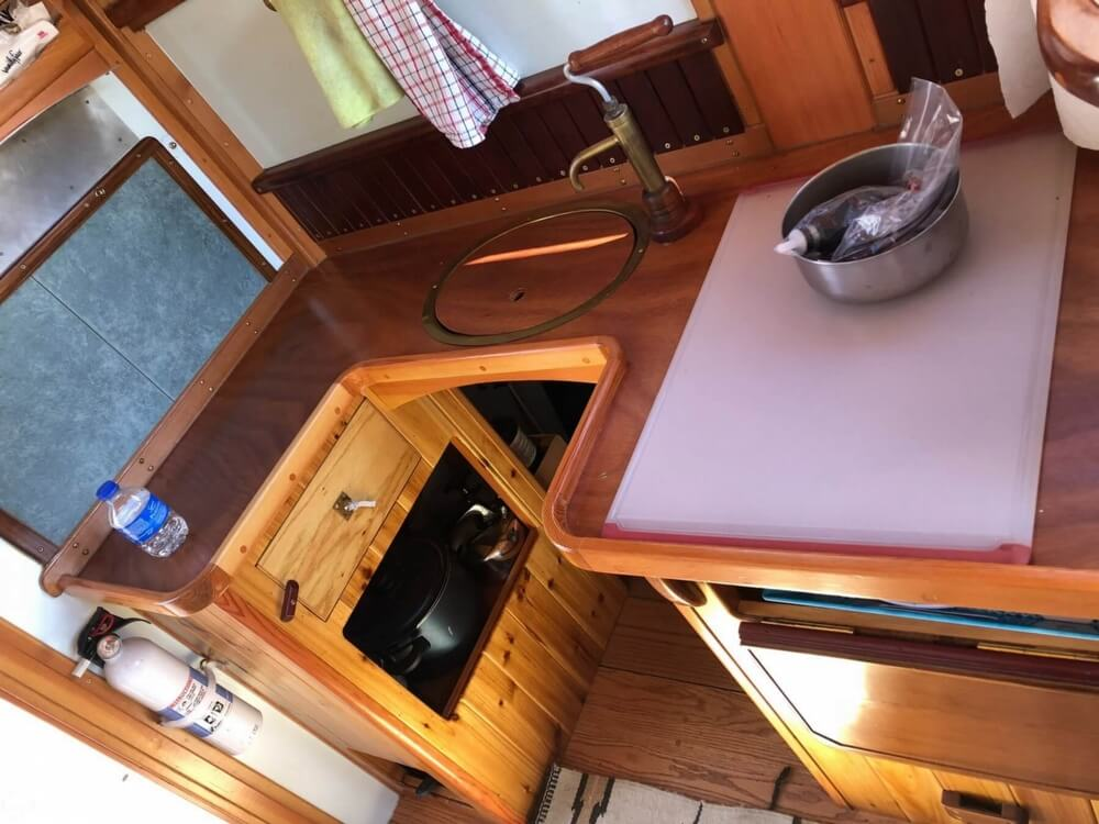 2019 Chesapeake Bay Marine boat for sale, model of the boat is Redwing 26 & Image # 26 of 41