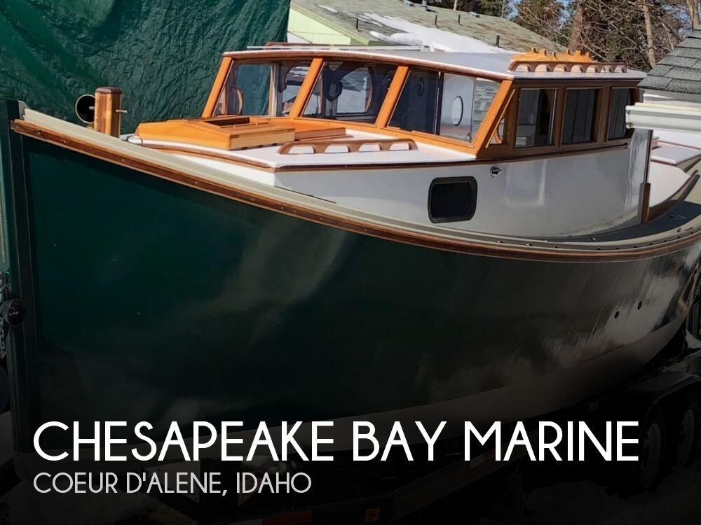 2019 Chesapeake Bay Marine boat for sale, model of the boat is Redwing 26 & Image # 1 of 41
