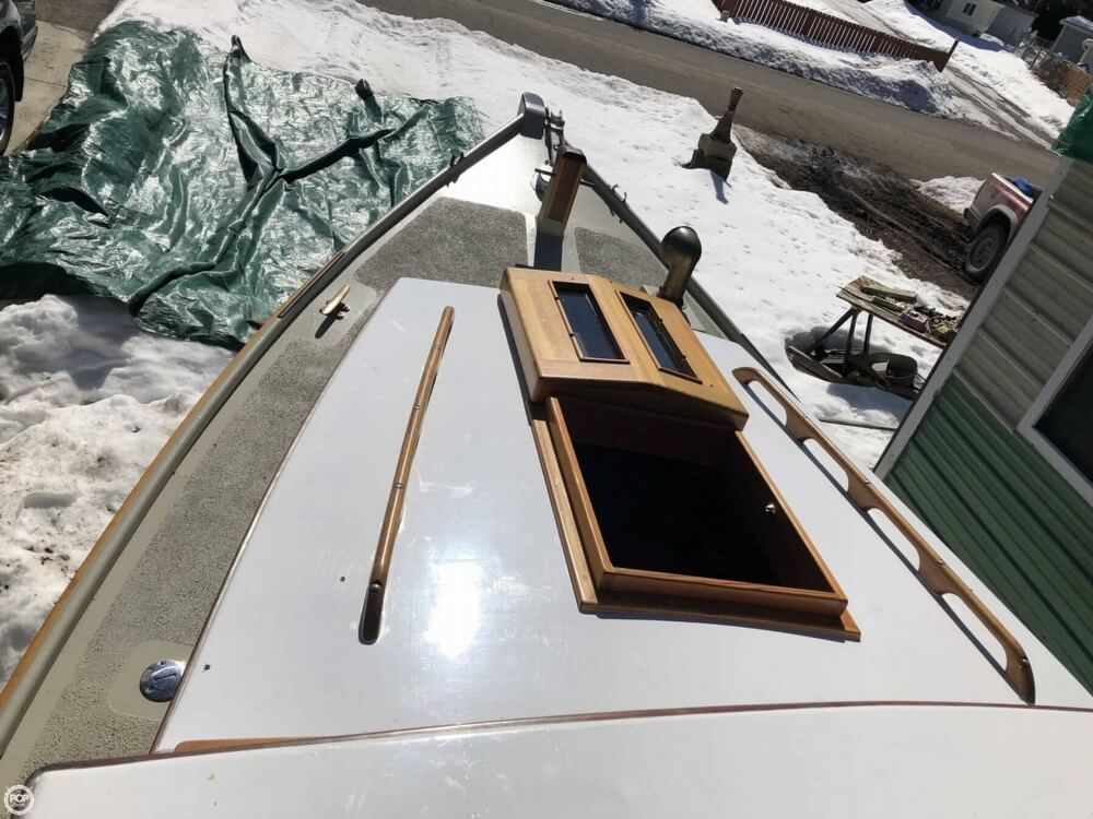 2019 Chesapeake Bay Marine boat for sale, model of the boat is Redwing 26 & Image # 11 of 41