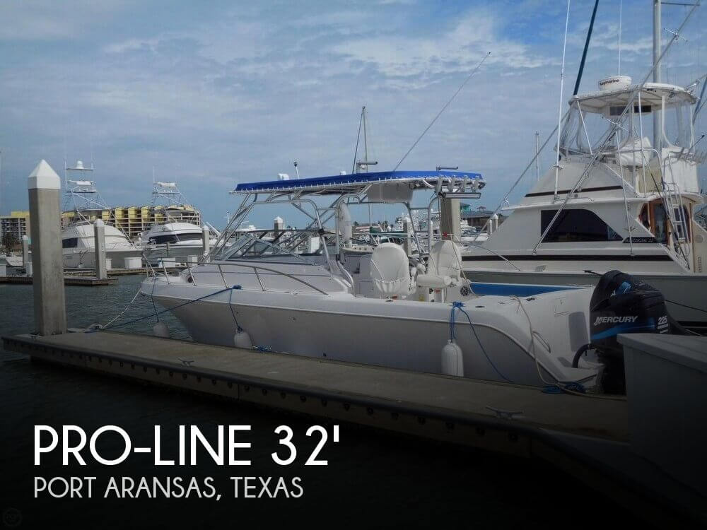 Used Boats For Sale in Corpus Christi, Texas by owner | 2000 Pro-Line INC 2000 Express