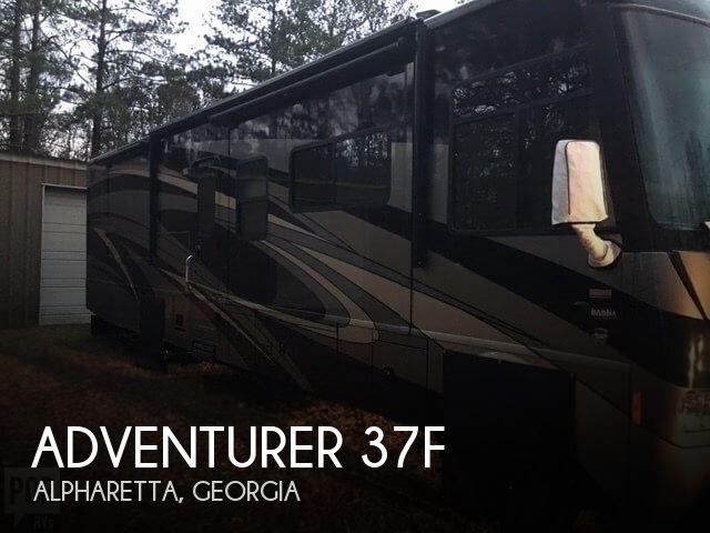 2012 Winnebago Adventurer 37F