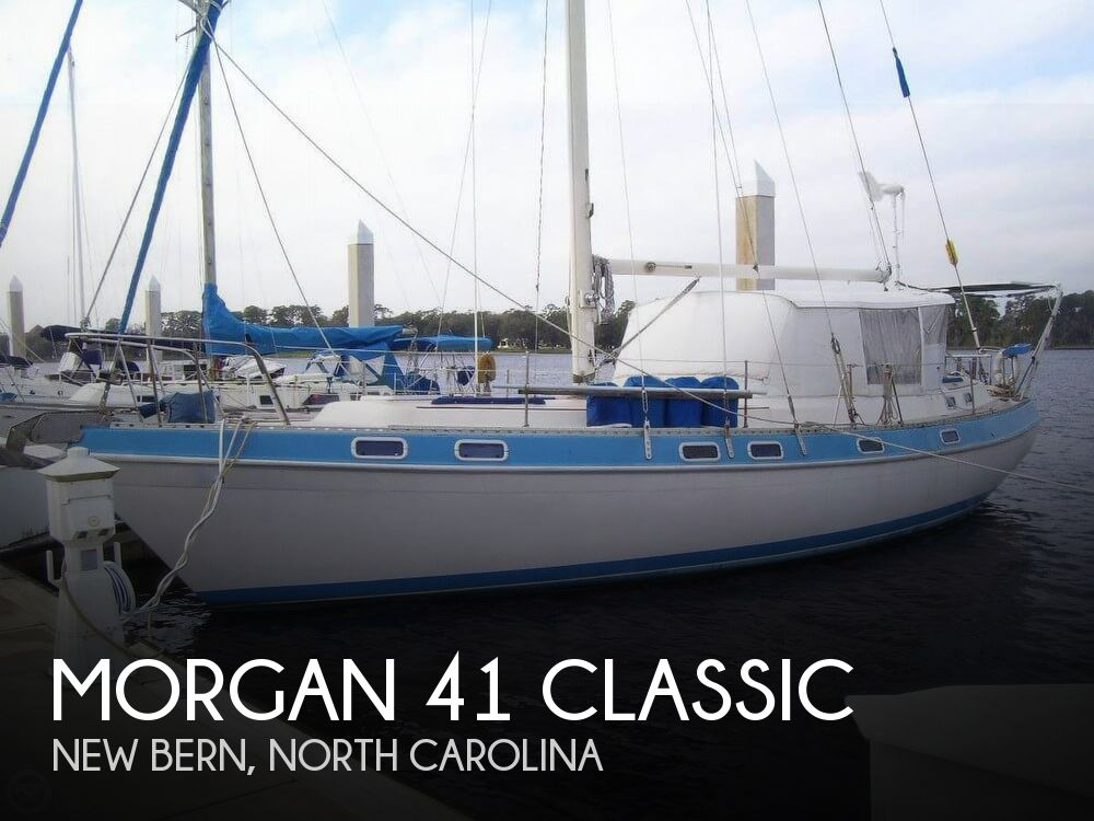 Used Boats For Sale in Rocky Mount, North Carolina by owner | 1988 Morgan 41