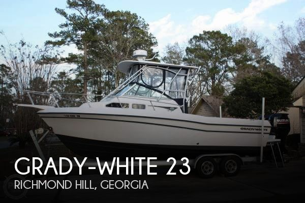Used Boats For Sale in Savannah, Georgia by owner | 2003 Grady-White 23