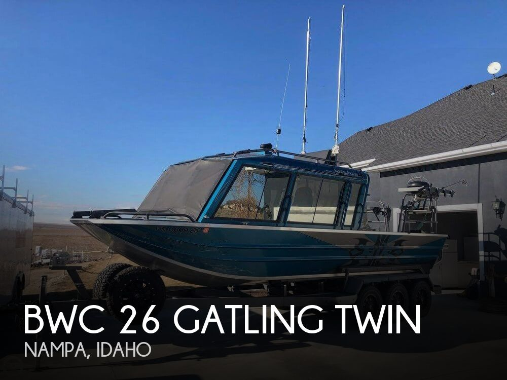 Used Boats For Sale in Boise, Idaho by owner | 2012 BWC 26