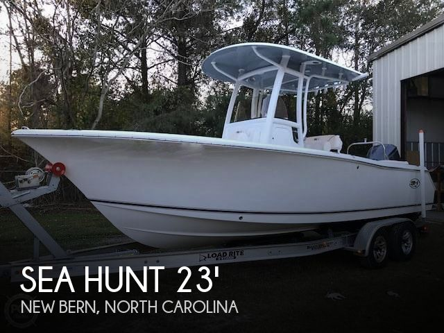 Used Sea Hunt Boats For Sale in North Carolina by owner | 2015 Sea Hunt 23
