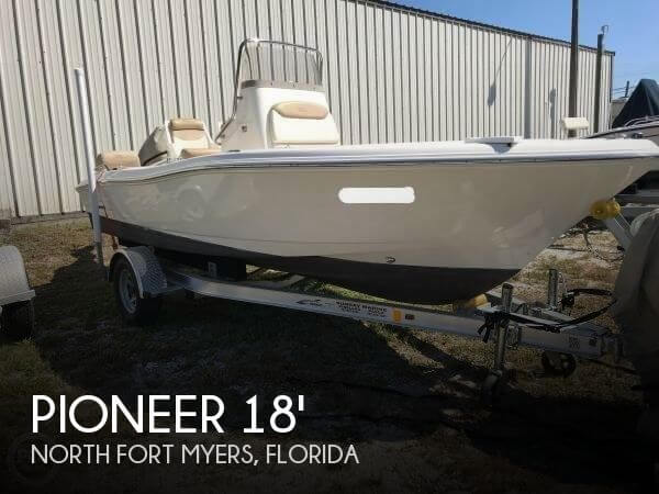 Used Pioneer Boats For Sale by owner | 2016 Pioneer 18