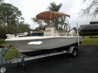 Pioneer 175 Bay Sport, 17', for sale - $25,750