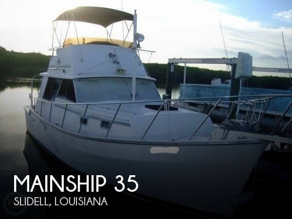 Used Mainship Motoryachts For Sale by owner | 1994 Mainship 35