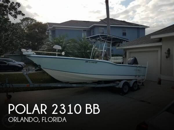 Used Polar Boats For Sale by owner | 2004 Polar 24