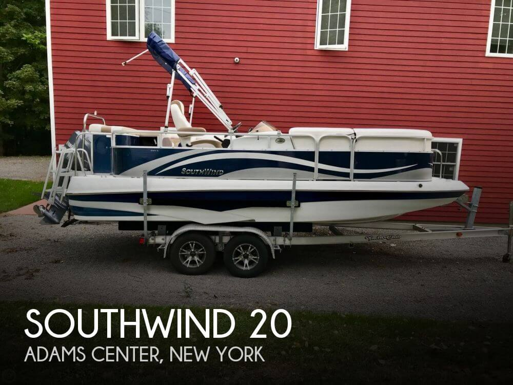 Used Boats For Sale in Utica, New York by owner | 2013 Southwind 20