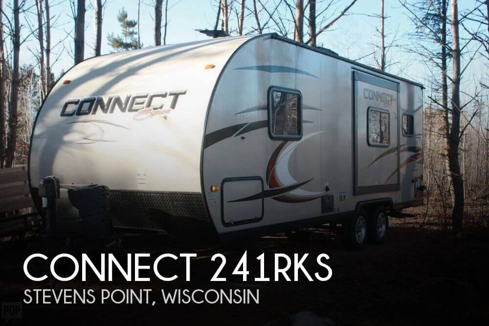 2016 KZ Connect Spree Connect 241RKS