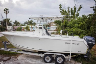 Sailfish 2360cc, 23', for sale - $44,500