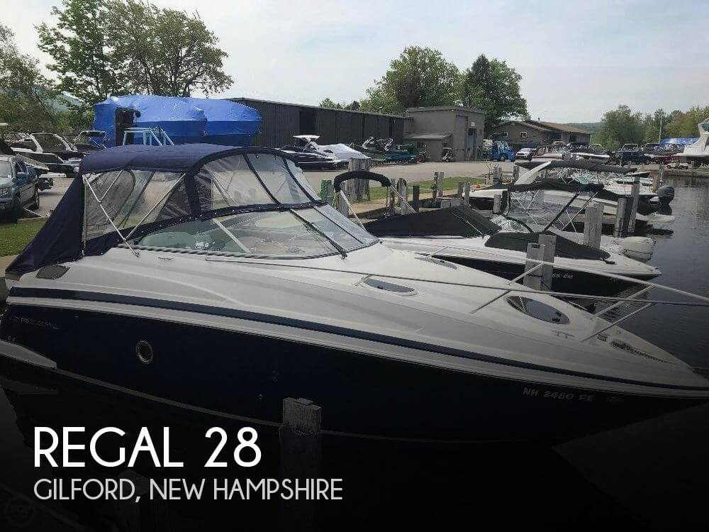 Used Regal Boats For Sale by owner | 2016 Regal 28
