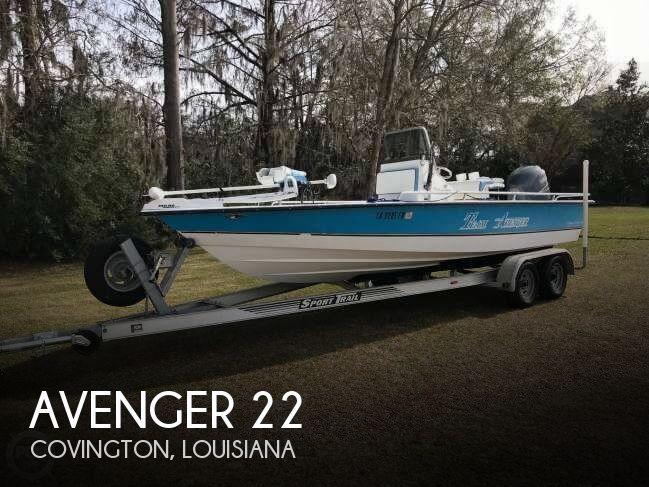 Used Avenger Boats For Sale by owner   2005 Avenger 22