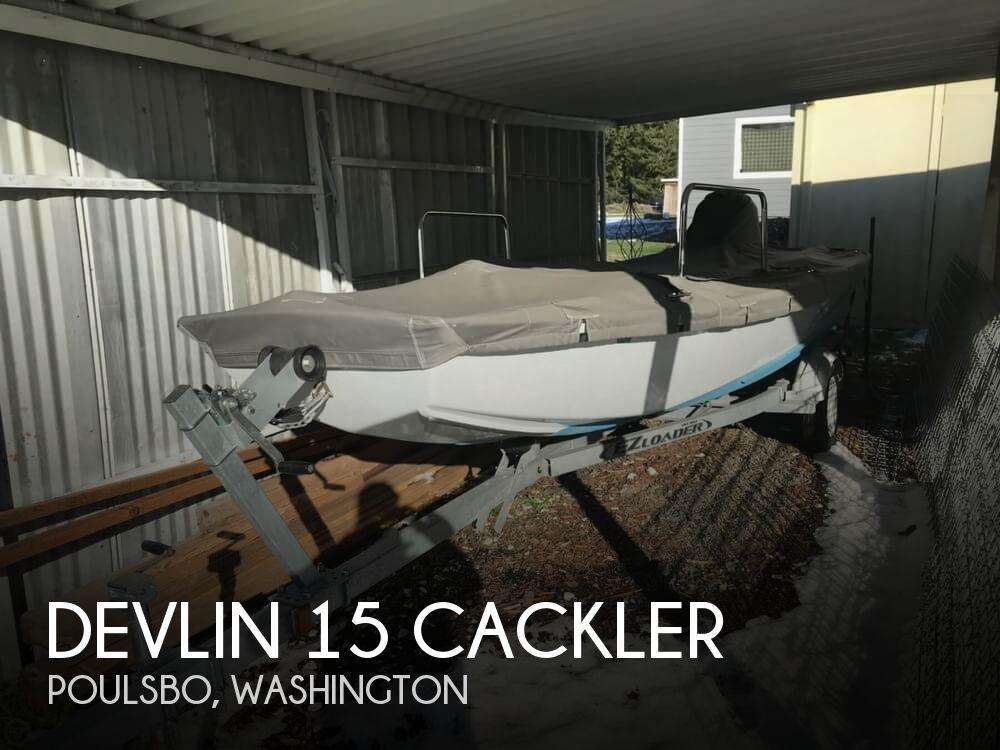 2013 Devlin Designing Boat Builders boat for sale, model of the boat is 15 Cackler & Image # 1 of 41
