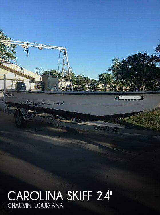 Used Carolina Skiff Boats For Sale by owner | 2016 Carolina Skiff 24
