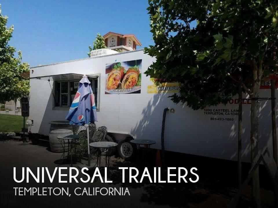 2007 Universal Trailers 42