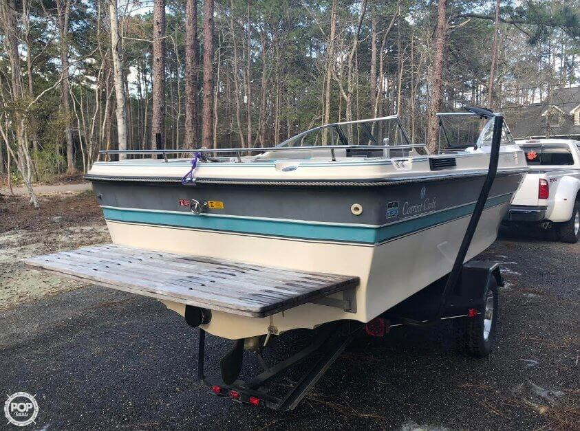 1989 Correct Craft boat for sale, model of the boat is Martinique C/B & Image # 4 of 41