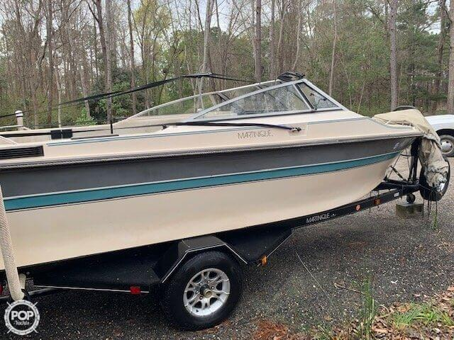 1989 Correct Craft boat for sale, model of the boat is Martinique C/B & Image # 13 of 41