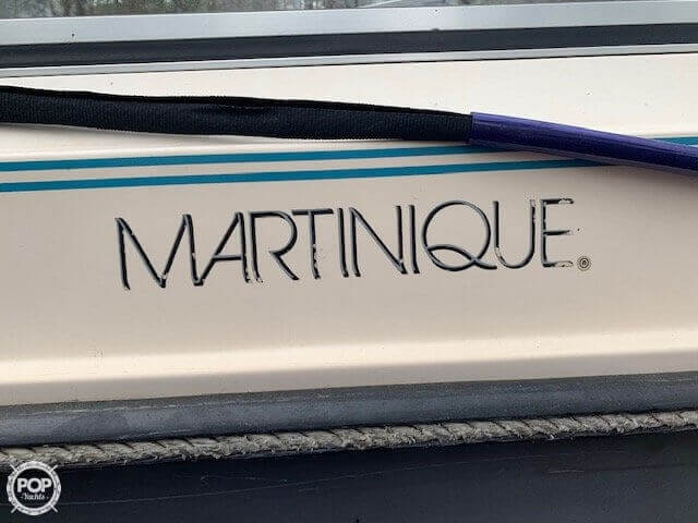 1989 Correct Craft boat for sale, model of the boat is Martinique C/B & Image # 18 of 41