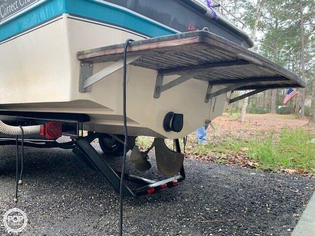 1989 Correct Craft boat for sale, model of the boat is Martinique C/B & Image # 22 of 41