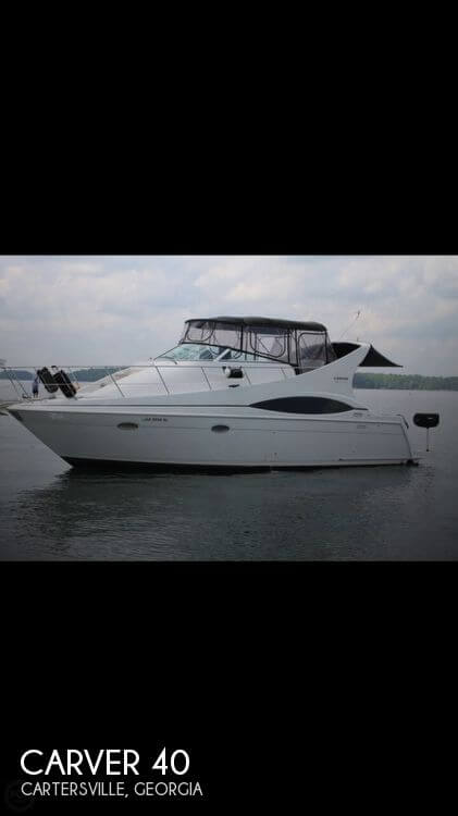 Used Carver 40 Boats For Sale by owner | 1999 Carver 40
