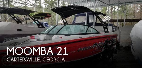 Used Ski Boats For Sale in Georgia by owner | 2012 Moomba 21