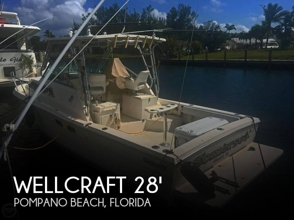 Used Wellcraft 28 Boats For Sale by owner | 1987 Wellcraft 28