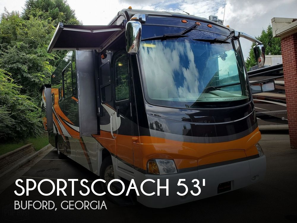 2007 Coachmen Sportscoach Legend 40QS