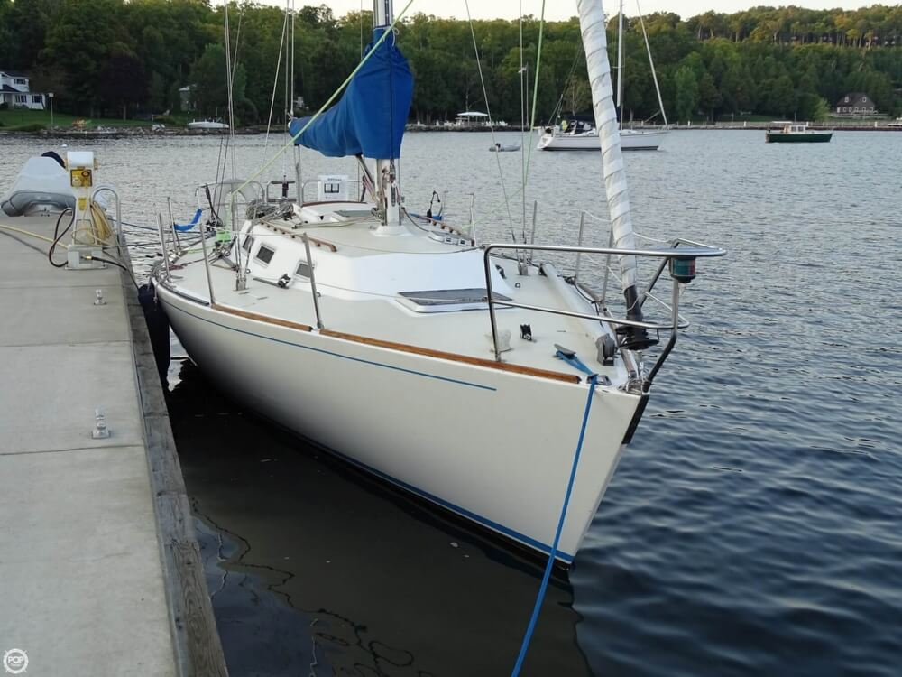 1987 J Boats boat for sale, model of the boat is J 35 & Image # 7 of 30