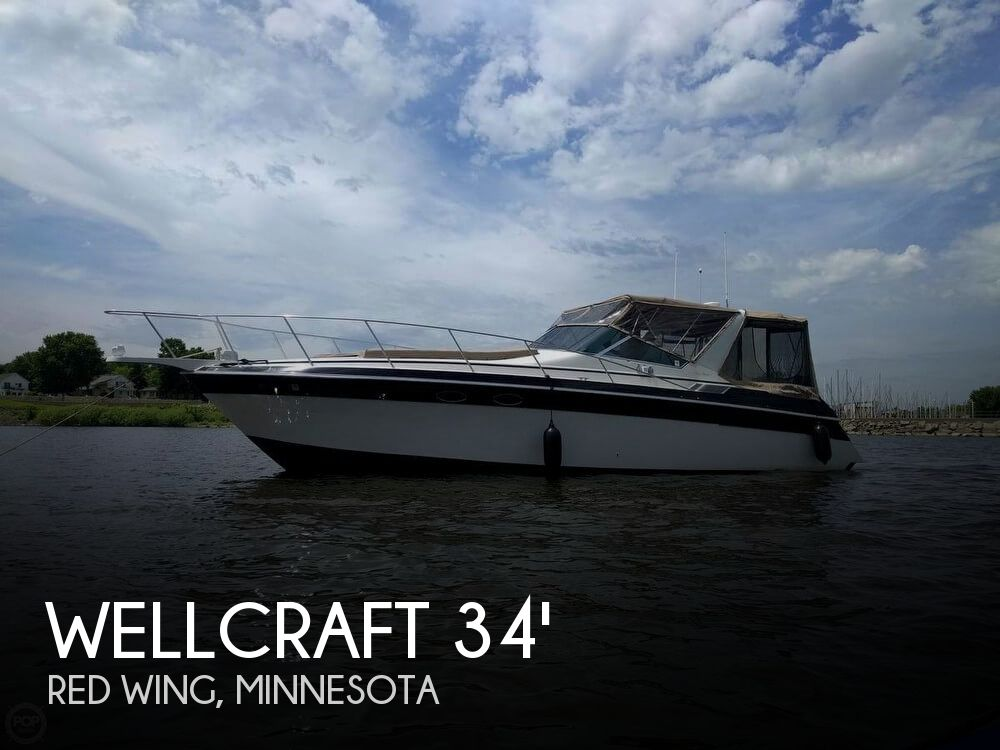 Used Wellcraft 34 Boats For Sale by owner | 1989 Wellcraft 34