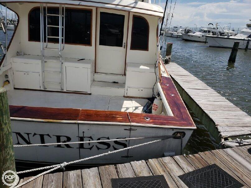 1986 Post Marine boat for sale, model of the boat is 50 SportFish & Image # 4 of 40
