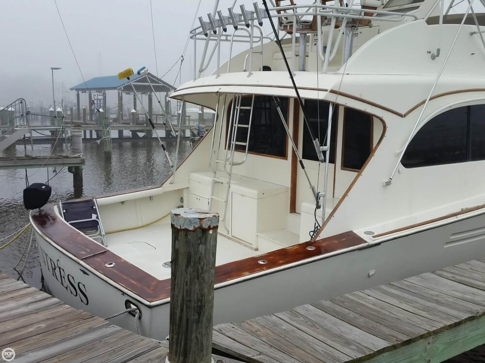 1986 Post Marine boat for sale, model of the boat is 50 SportFish & Image # 5 of 40