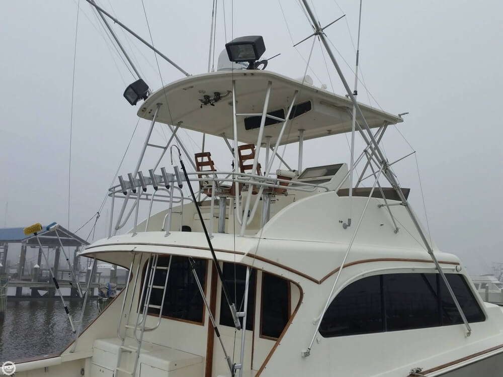 1986 Post Marine boat for sale, model of the boat is 50 SportFish & Image # 13 of 40
