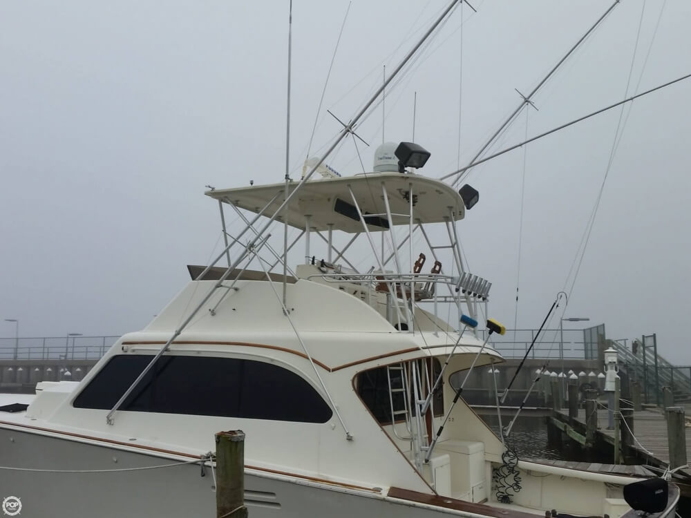 1986 Post Marine boat for sale, model of the boat is 50 SportFish & Image # 16 of 40