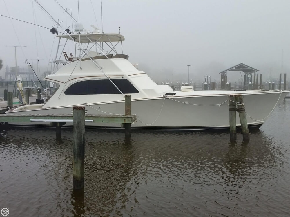 1986 Post Marine boat for sale, model of the boat is 50 SportFish & Image # 17 of 40