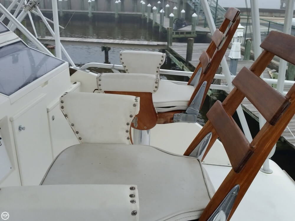 1986 Post Marine boat for sale, model of the boat is 50 SportFish & Image # 20 of 40