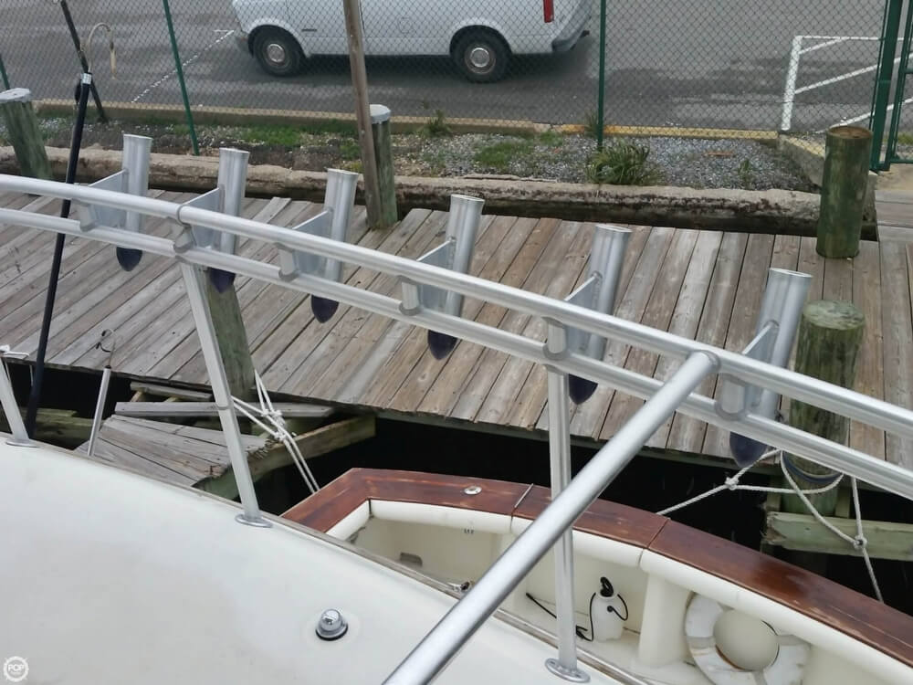 1986 Post Marine boat for sale, model of the boat is 50 SportFish & Image # 35 of 40