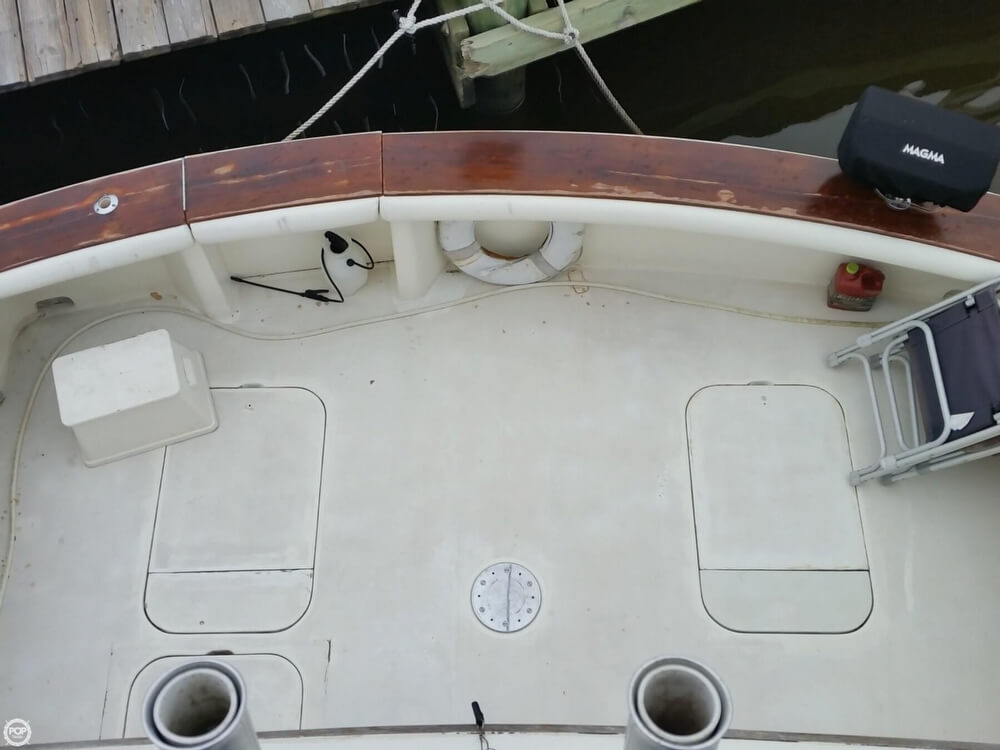 1986 Post Marine boat for sale, model of the boat is 50 SportFish & Image # 36 of 40