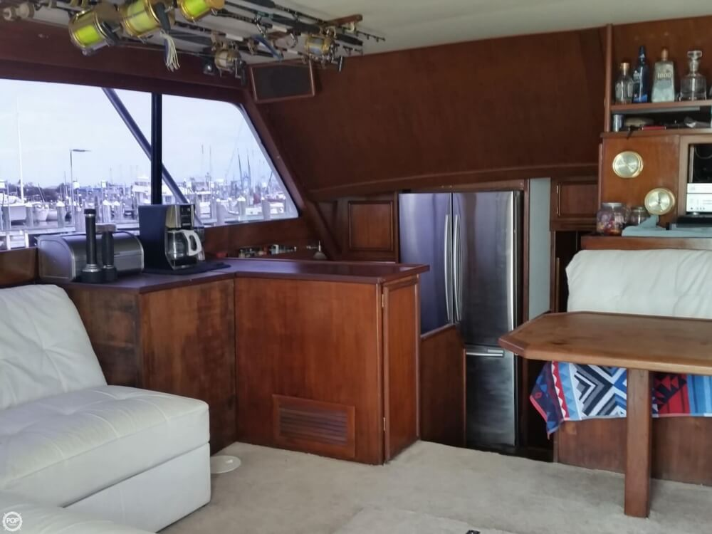 1986 Post Marine boat for sale, model of the boat is 50 SportFish & Image # 11 of 40