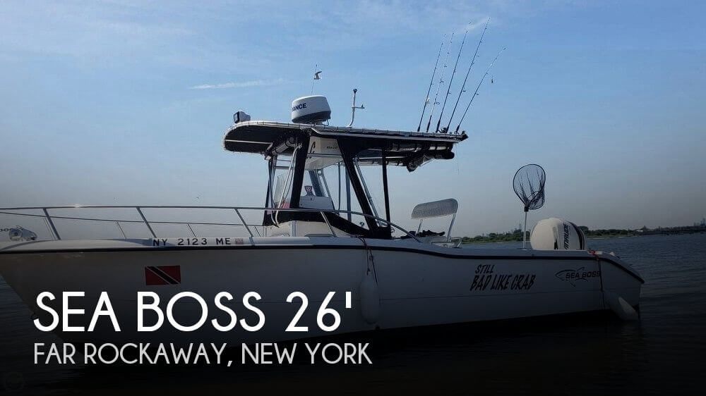 Used Sea Boss Boats For Sale by owner | 2007 Sea Boss 25