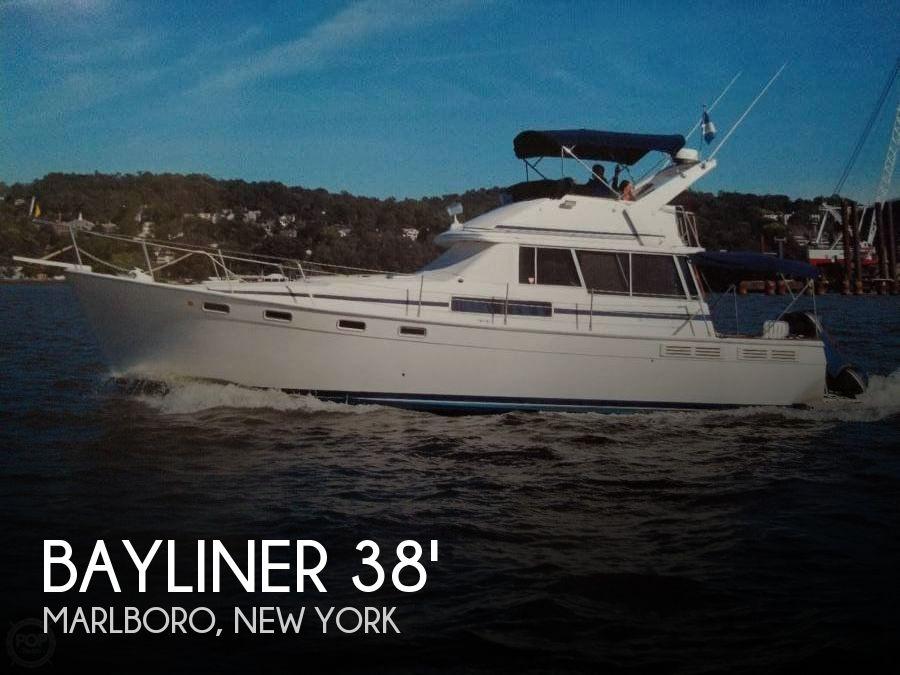 Used Bayliner 38 Boats For Sale by owner | 1987 Bayliner 38