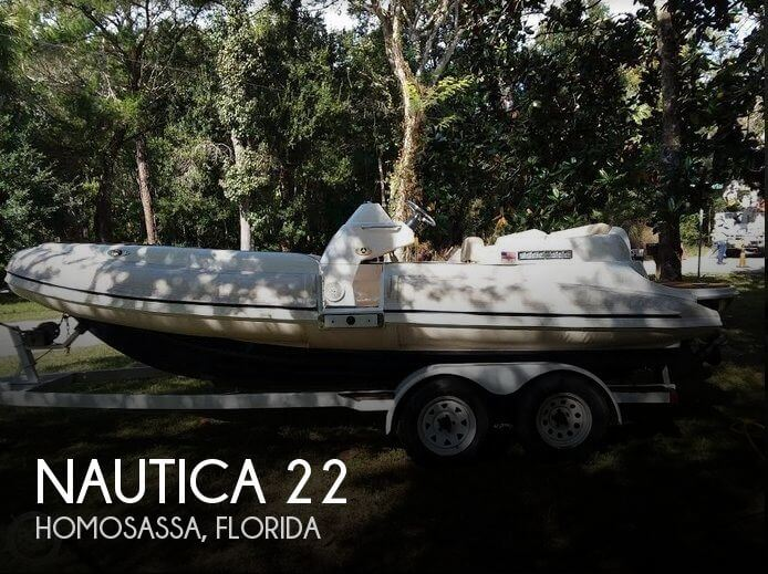 Used Nautica Boats For Sale by owner | 2011 Nautica 22
