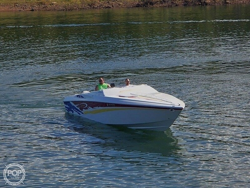 2003 Baja boat for sale, model of the boat is 33 Outlaw & Image # 3 of 6