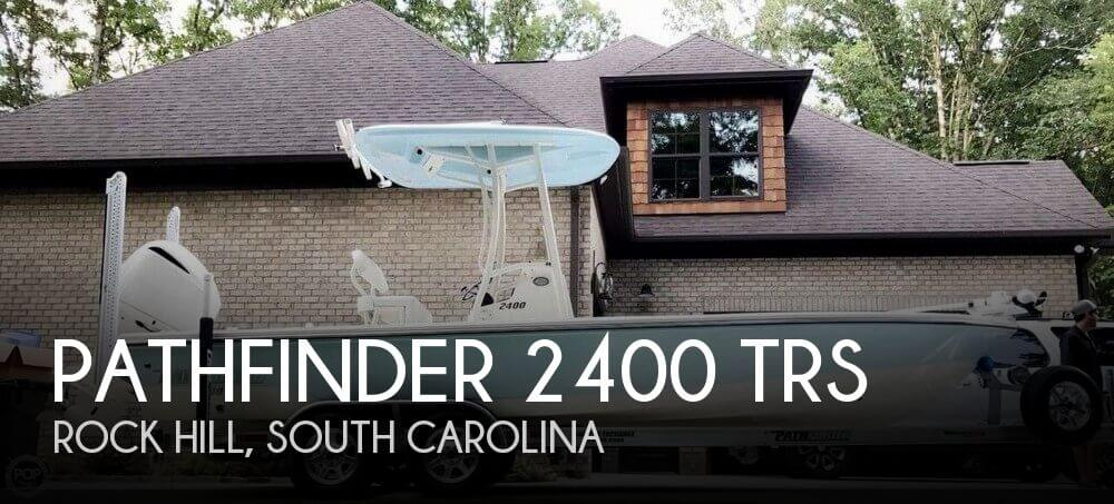 Used Boats For Sale in Spartanburg, South Carolina by owner | 2017 Pathfinder 24