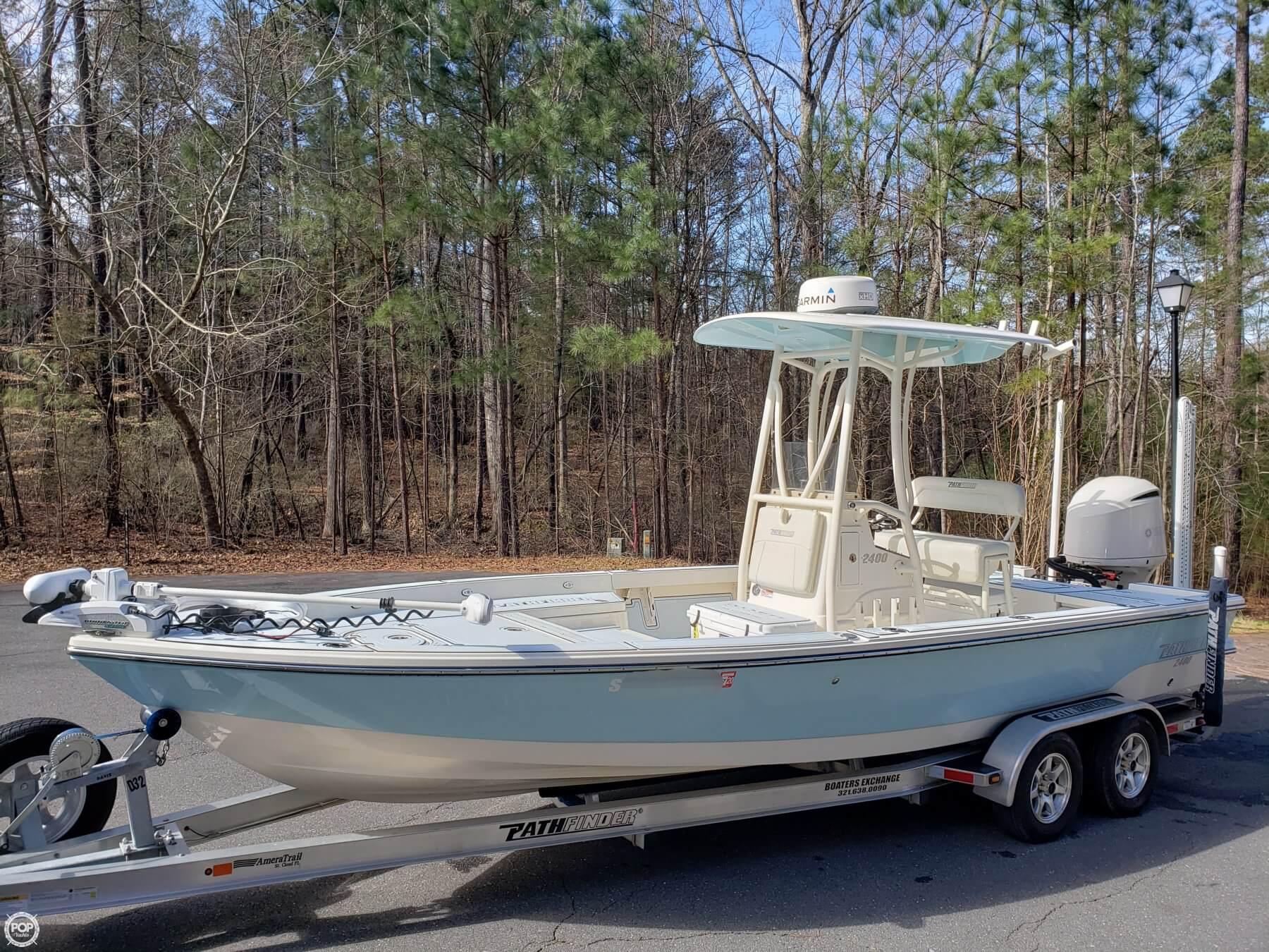 Pathfinder Boats For Sale >> 2400 Trs