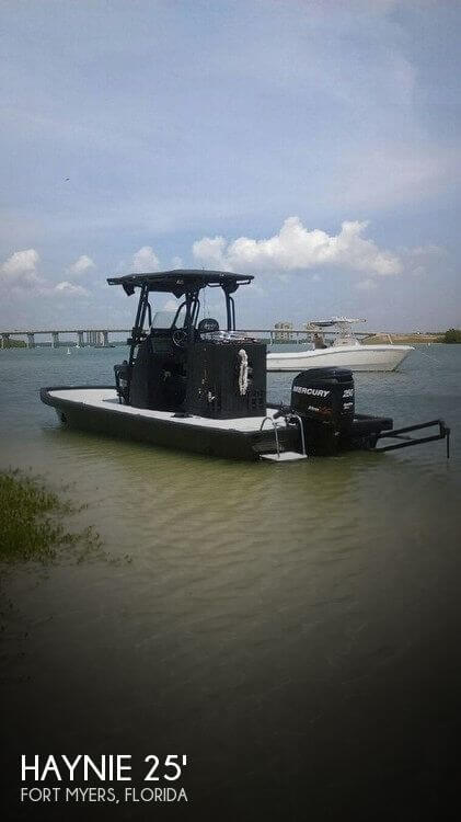 Used Haynie Boats For Sale by owner | 2012 Haynie 27