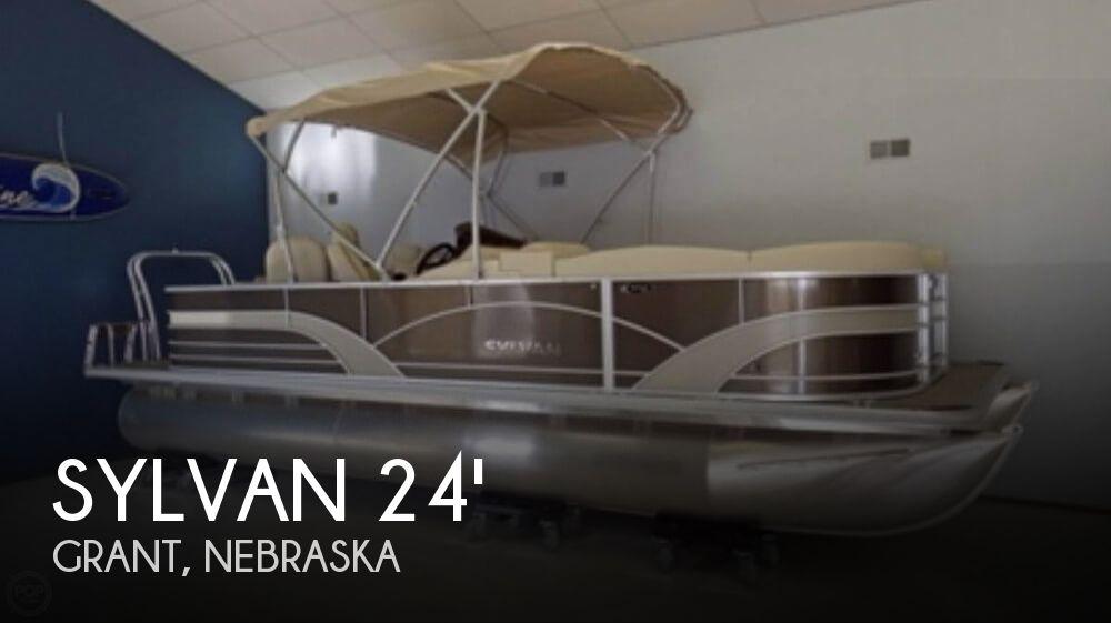 Used Boats For Sale in Nebraska by owner   2017 Sylvan 24