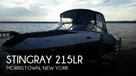 Used Stingray Boats For Sale by owner | 2018 Stingray 22