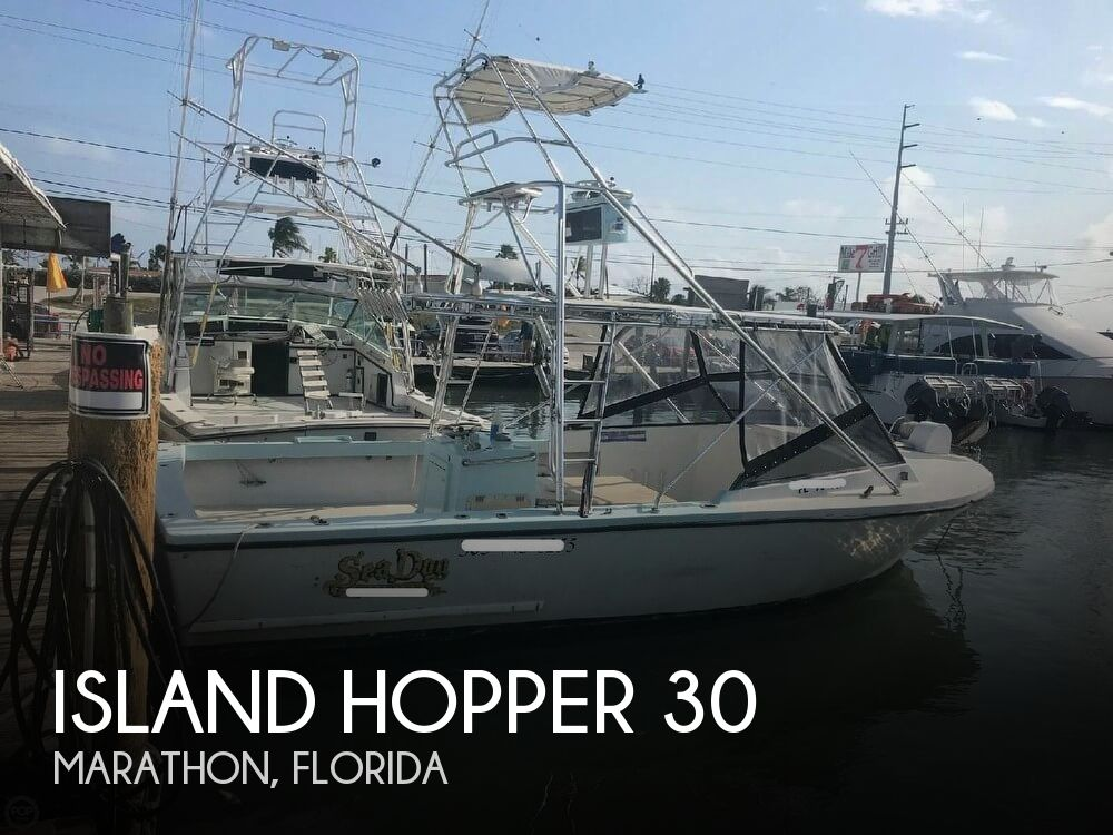 Used Island Hopper Boats For Sale by owner | 1980 Island Hopper 30